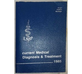 current medical treatment and diagnosis