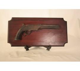 Διακοσμητικο τοιχου απεικονιση όπλου