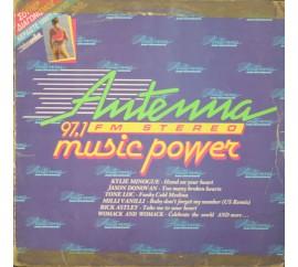 Antenna music power