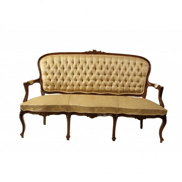 Καναπές Τριθέσιος κλασικός