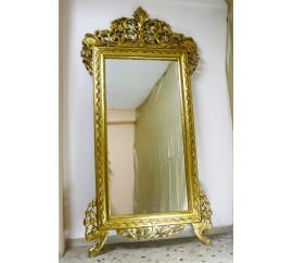 Καθρέφτης επιδαπέδιος Χρυσός Γαλλικό