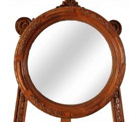 Καθρέφτης λούστρο στρογγυλός κλασικός