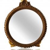 Καθρέφτης λούστρο σκάλισμα
