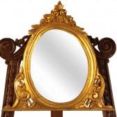 Καθρέφτης χρυσός Γαλλικός