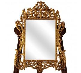 Καθρέφτης  Χρυσός σκαλιστος