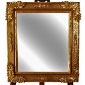 Καθρέφτης φύλλο χρυσού