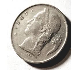 1 franc belgique