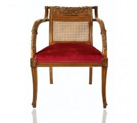 Καρεκλοπολυθρόνα σκαλιστή
