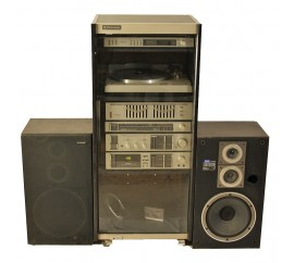 pickup (πικ απ) radio pioneer